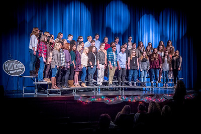 2016 BHS Chorus Sings For Mark Lowry