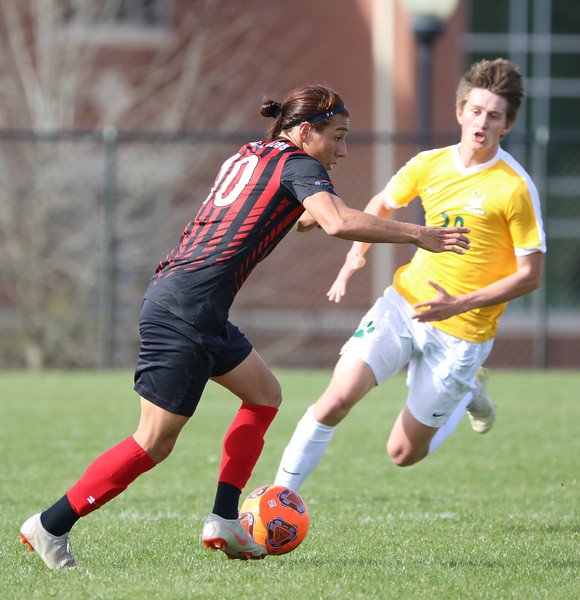 Men's Soccer vs. Lees McRae (Spring 2019)
