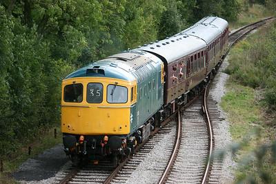 33035 - Ecclesbourne Valley Railway, 16th August 2014