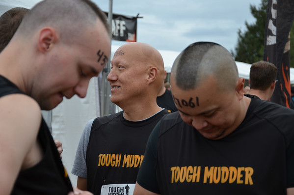 Tough Mudders