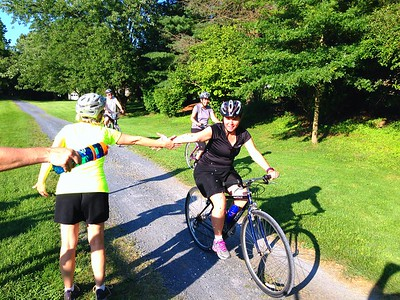 2016 Bike Hike, Mt. Gretna