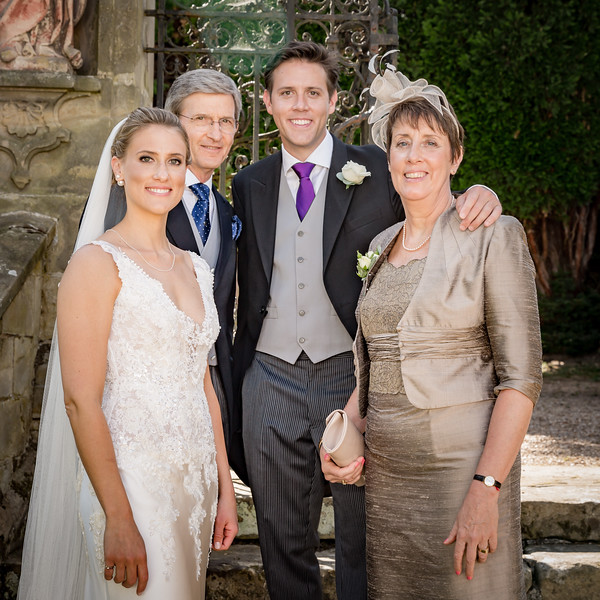 Tam & Giles Wedding - Groups