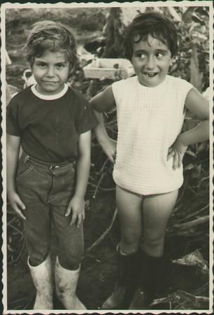 Jean Claude Venâncio e Nonô