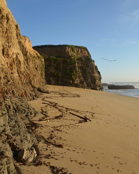 DownClimb Beach....