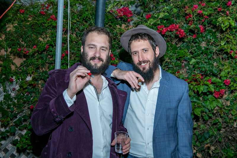 Zalmy and Musia L'Chaim LA170.JPG