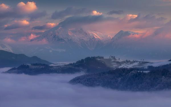 Kamnik Alps