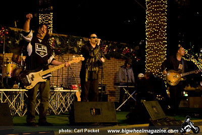 Dramarama - at Pershing Square - Los Angeles, CA - December 3, 2009