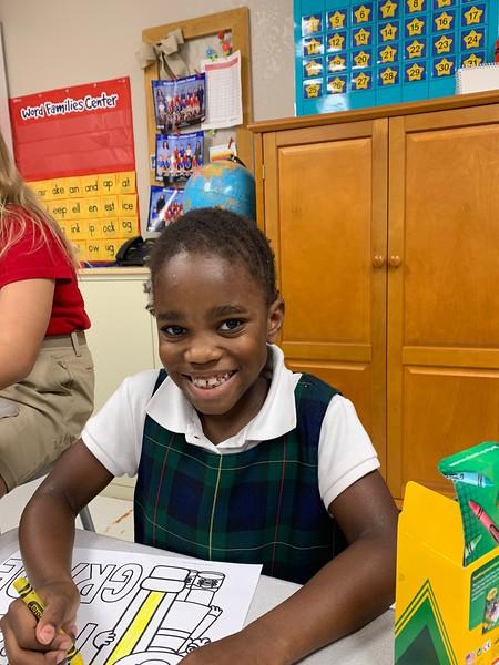 2019-2020 1st Grade