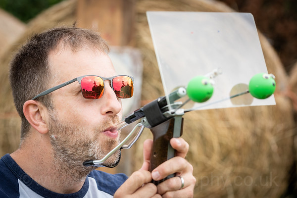 World Pea Shooting Championships 2019