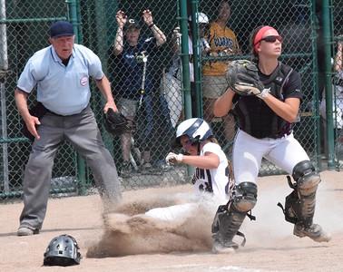 OP softball Clarkston semifinal prevu 0614