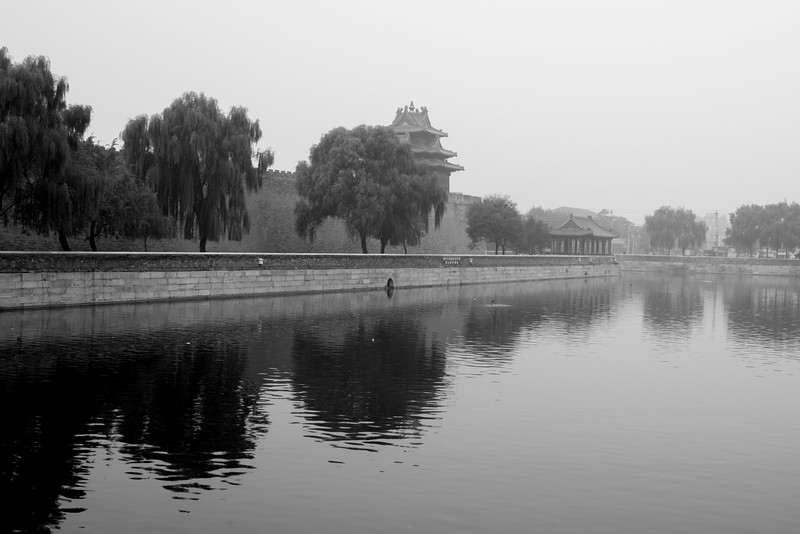 Forbidden Palace Reflections