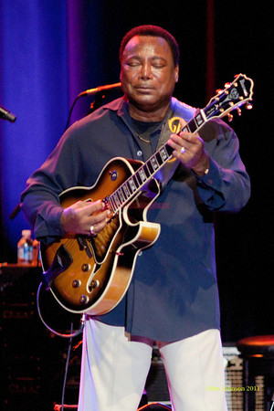 George Benson Guitar Man - Keswick Theater Philadelphia