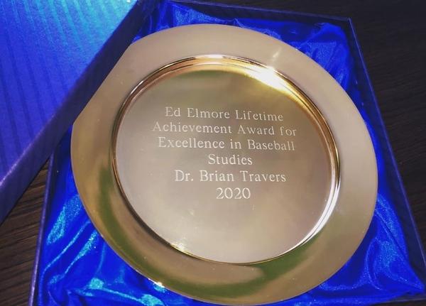 Ed Elmore award