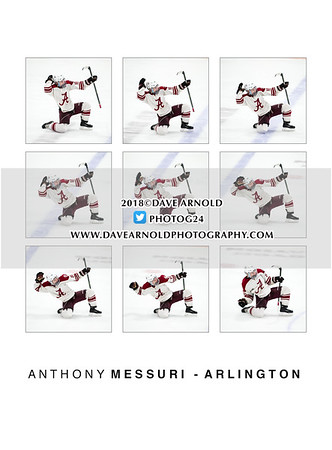 1/17/2018 - Boys Varsity Hockey - Austin Prep vs Arlington