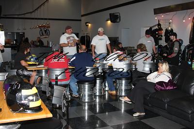 Fat Boy Challenge Victory Lane Karting Charlotte NC 11/6/08
