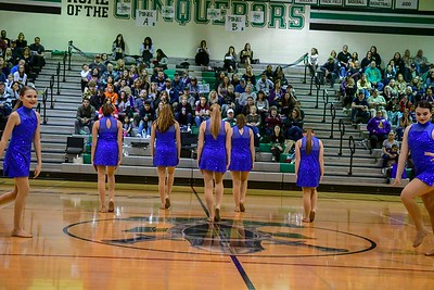 Cedar Heights MS Dance