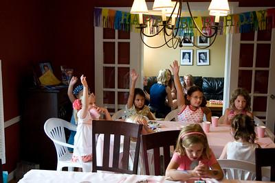 Sarahs Birthday 8/4/2008