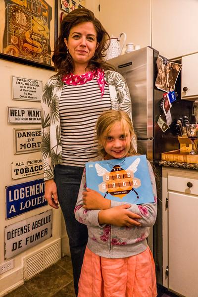 Farrah Spott and Robert's granddaughter.