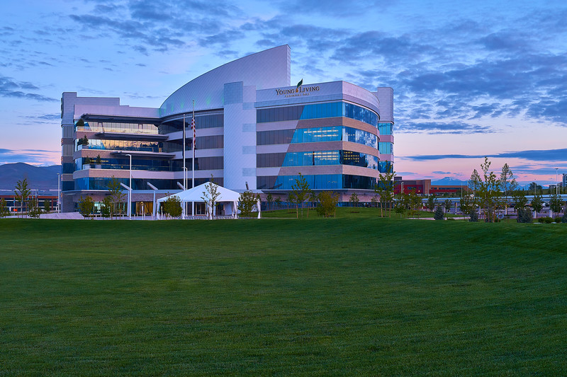 Young Living Essential Oils Headquarters
