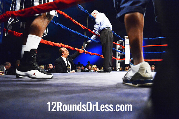 April 28, 2012 Mountaineer, Pro-Am Boxing