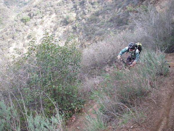 2008-02-02 - Ken Burton Trail Maintenance