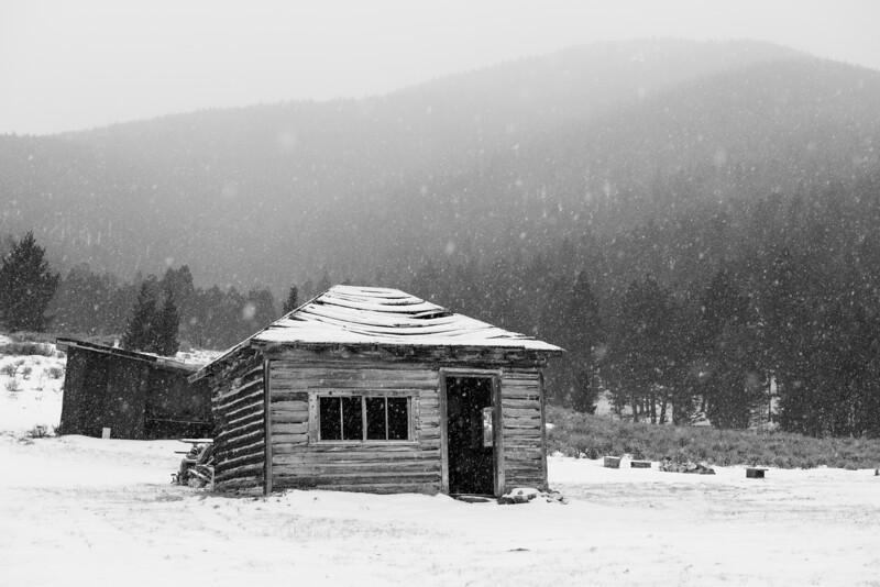 Abandoned Winter