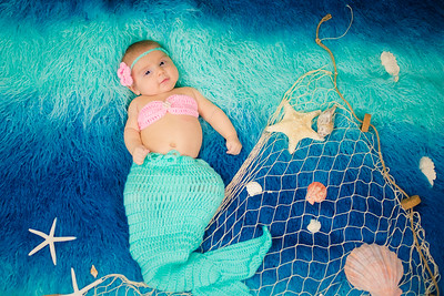 Mermaid Home Session