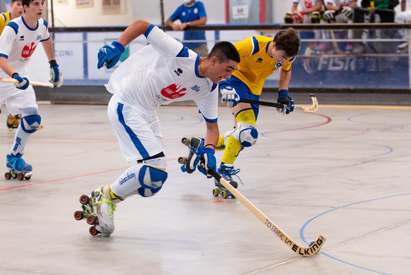 Follonica Hockey vs Hockey Thiene