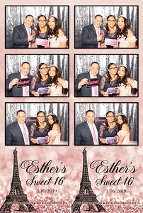 Esther's Sweet 16