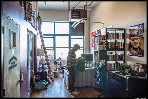 Matt's Brooklyn Apt.