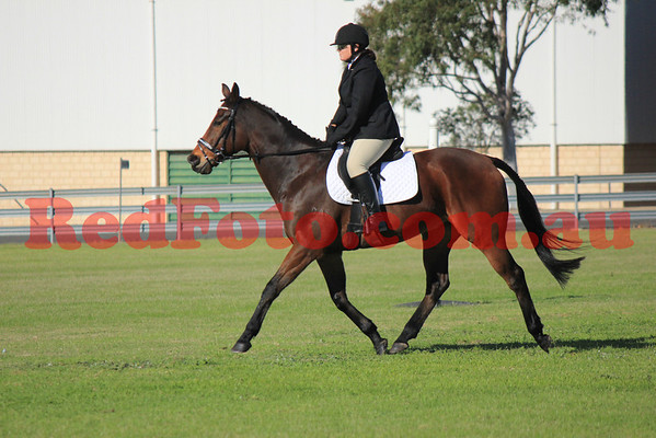 Katanning Unofficial Hack and Dressage Day