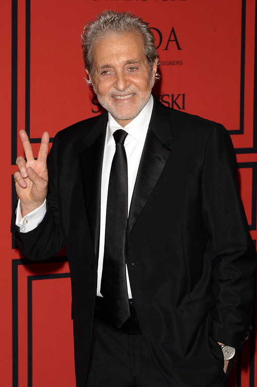 . Designer Vince Camuto attends the 2013 CFDA Fashion Awards on June 3, 2013 in New York, United States.  (Photo by Andrew H. Walker/Getty Images)