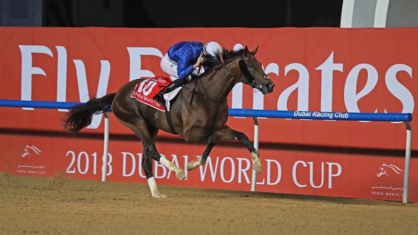 9 Dubai World Cup Gr1 2000m