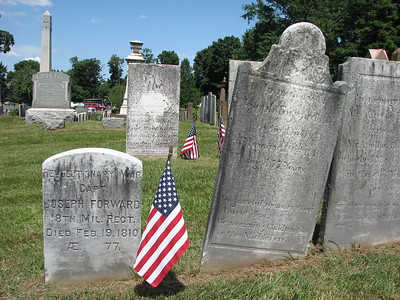 Joseph Forward Grave