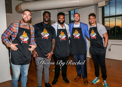 SNEAK PEEKS: KC Chief Players' Events