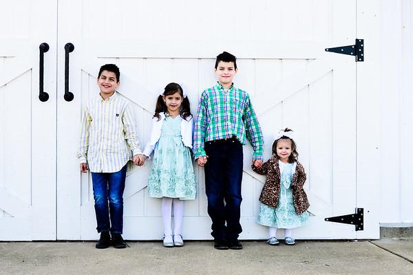 Garza Kids