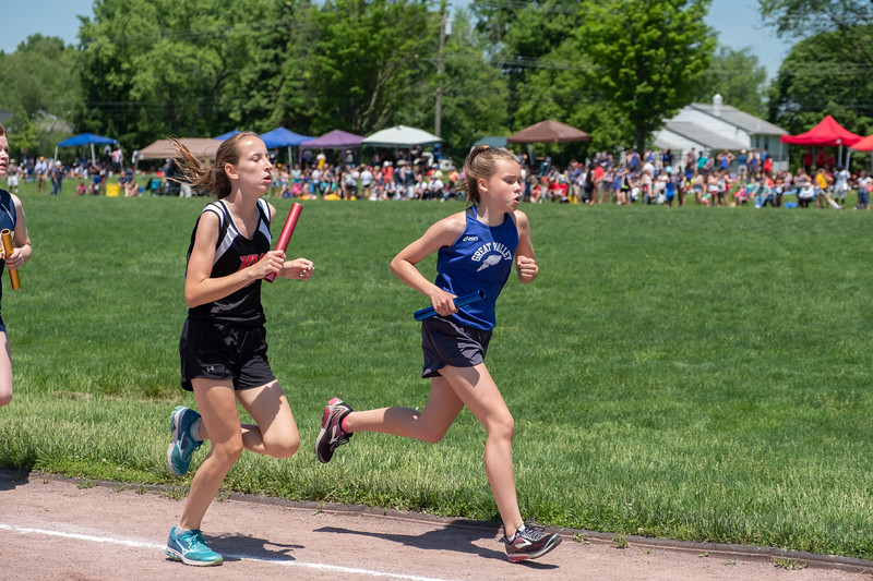 GVMS Track and Field ~ Valley Forge Relays