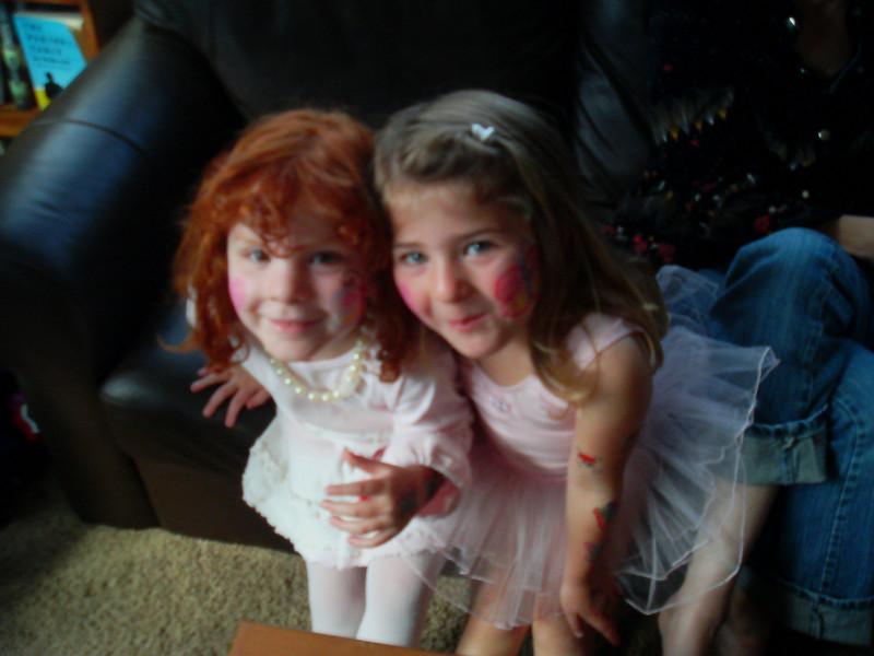 Annabella and Friend