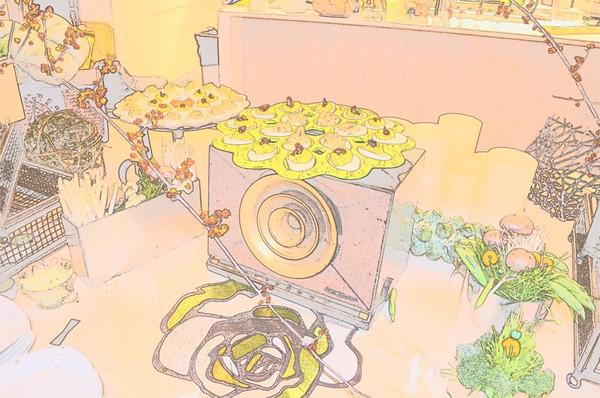 Catering Art Photos
