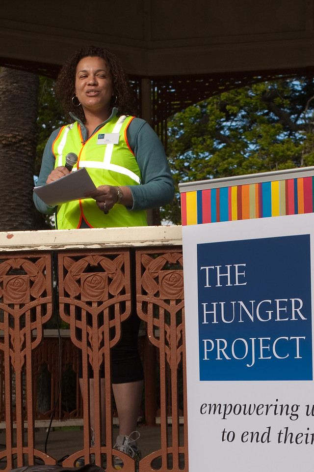 The Hunger Project Hike4Hunger<br /> Ada Echetebu