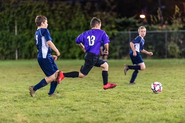 Soccer - Hope Township vs Warren United Bobcats