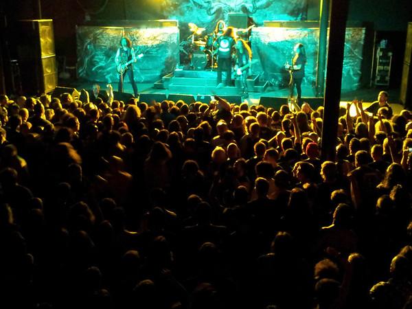 Anthrax Testament September 2012
