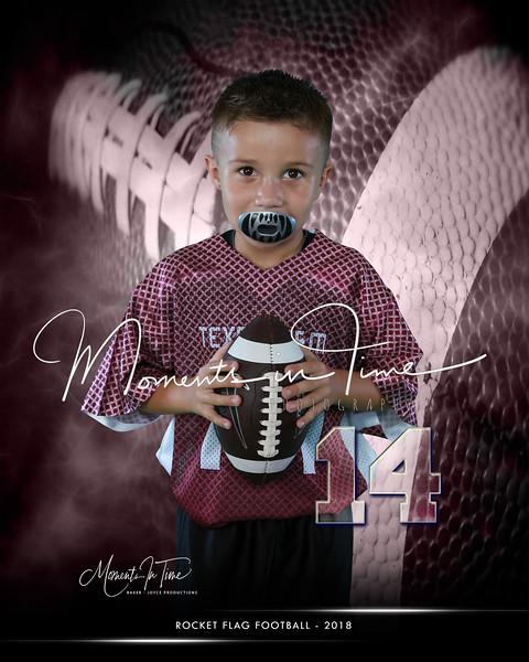 2018 Texas A&M - Crittenden Flag Football