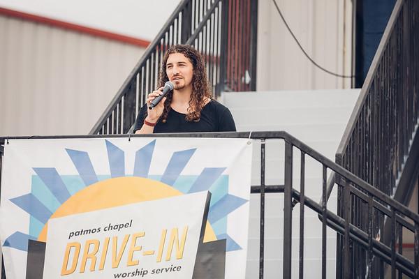 2020-06-13 Patmos Divine Service (Pastor James Doggette)