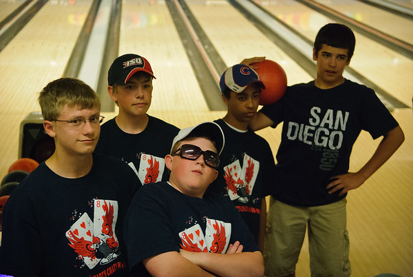 2009 Sacred Heart Bowling Party