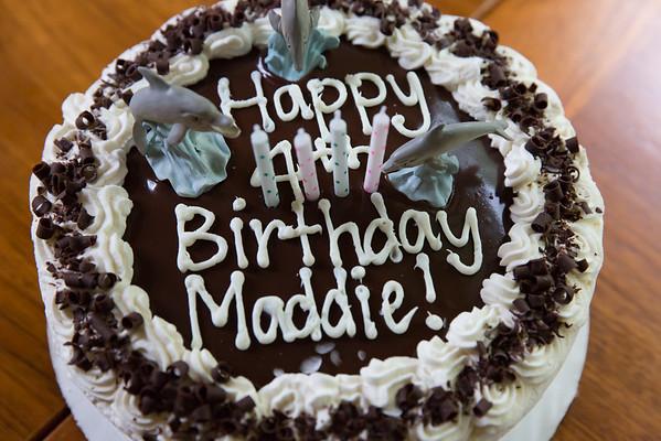 Madeline turns 4!