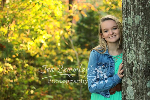 Ashley - Senior Portraits