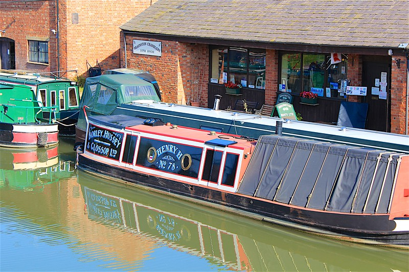 Chandlers Braunston