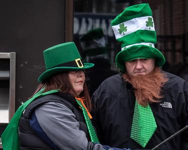 St. Patricks Day: South Boston