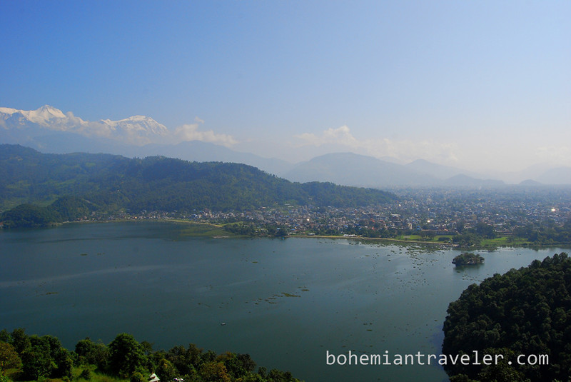 view over Phewa Tal and Pokhara City.jpg